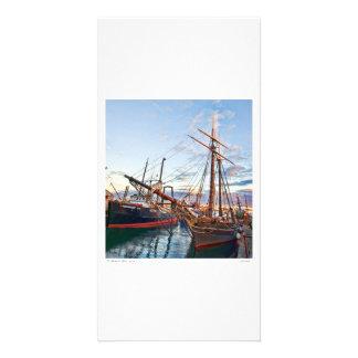 Amistad Photo Card
