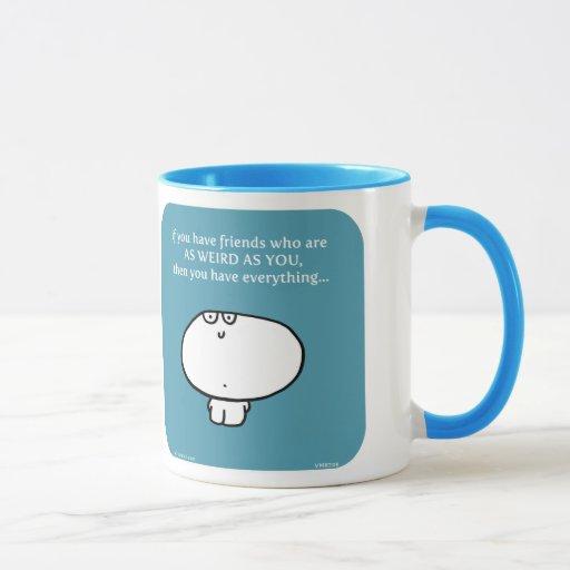 amistad taza