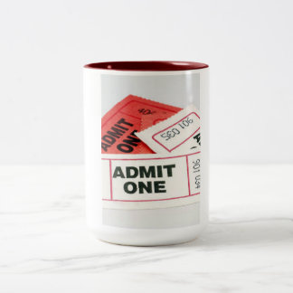 """AMIT ONE"" MOVIE LOVER'S COFFEE MUG"