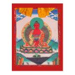 Amitabha Buddha Postcard