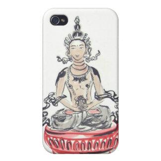 Amitayus Buddha Speck Case iPhone 4 Cases