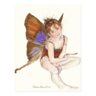 Amity Fairy Postcard
