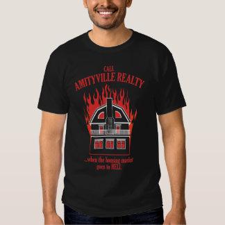 Amityville Realty T-shirt
