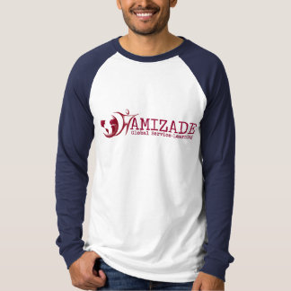 Amizade Baseball T-Shirt