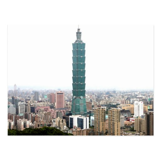 Amk 101 de Taipei orgulloso de sí mismo Postal