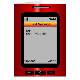AML...Your B/F Card