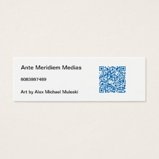 AMM Business cards