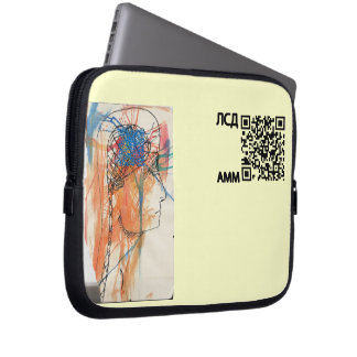 AMM laptop sleeve