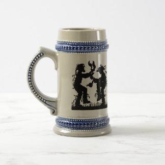 AMM Ring Meeting Beer Mug Ye Oldie style