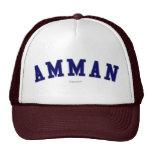 Amman Gorro De Camionero