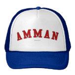 Amman Gorros Bordados