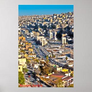 Amman, Jordania Póster