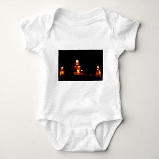 Amman King Hussein Mosque #2 Baby Bodysuit