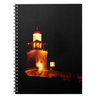 Amman King Hussein Mosque #2 Notebook