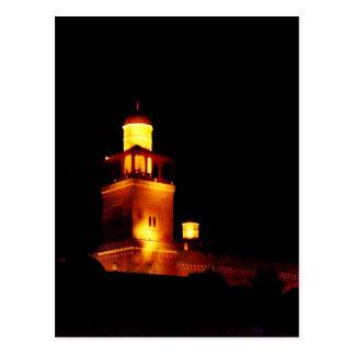 Amman King Hussein Mosque #2 Postcard