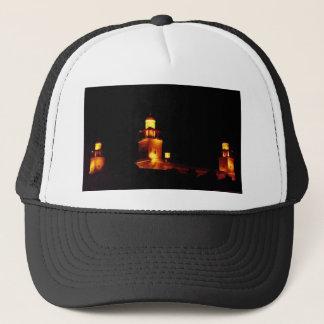 Amman King Hussein Mosque #2 Trucker Hat