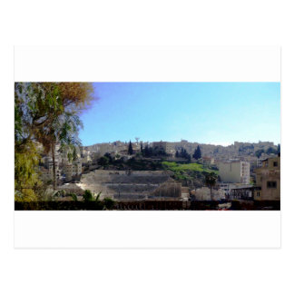 Amman Roman Theater Postcard