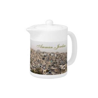 Amman teapot
