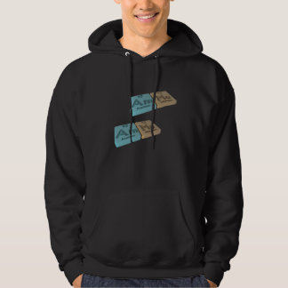 Ammo as Am Anericium and Mo Molybdenum Hoodie