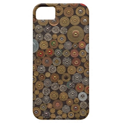 Ammo - Bullets iPhone 5 Cases