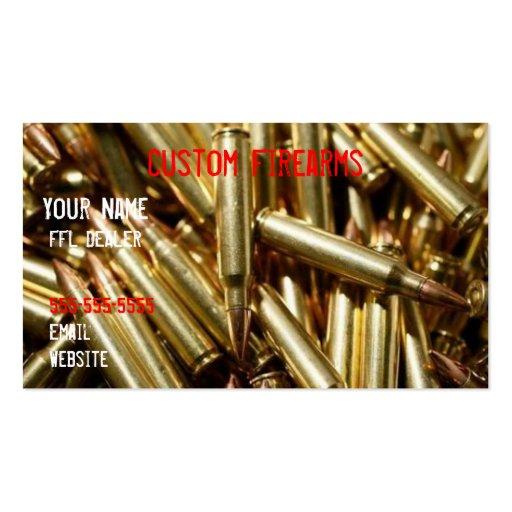 Ammo card