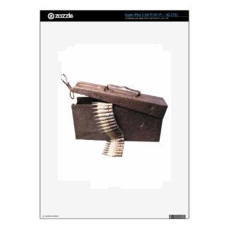 Ammo iPad 3 Decal