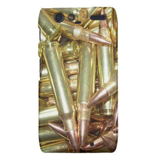 Ammo-Stockpile. Droid RAZR Fundas