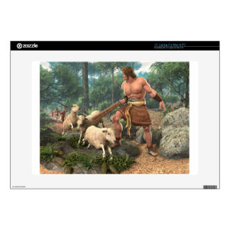 """Ammon the Missionary 15"""" Laptop Skins"""