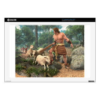 """Ammon the Missionary 17"""" Laptop Skins"""