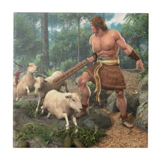 Ammon the Missionary Ceramic Tile