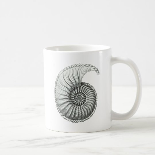 Ammonite Coffee Mug