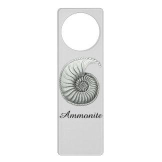 Ammonite Door Hanger