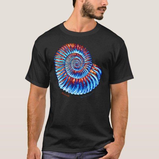 Ammonite fossil T-Shirt