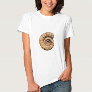 Ammonite Fossil Tshirts