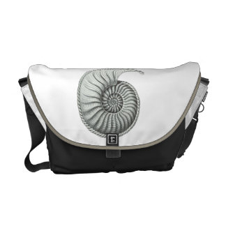Ammonite Courier Bag