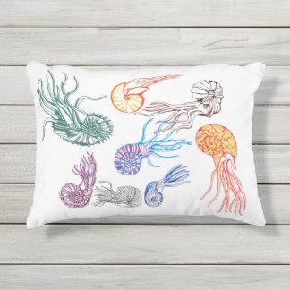 Ammonite Pillow