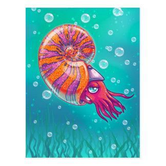 Ammonite VIP Postcard