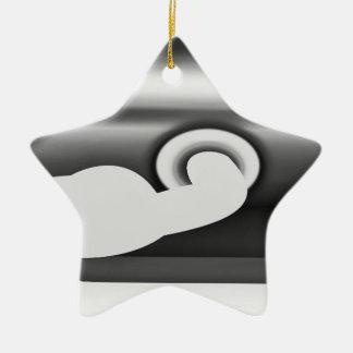 ammunition angry ceramic ornament