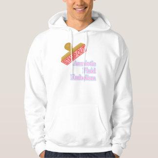 Amniotic Fluid Embolism Hooded Pullover