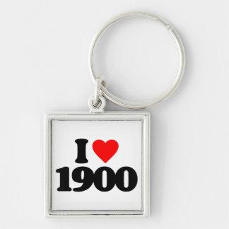 AMO 1900 LLAVEROS PERSONALIZADOS