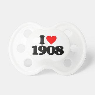 AMO 1908 CHUPETES DE BEBÉ