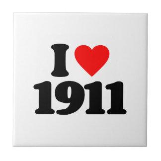 AMO 1911 TEJAS  CERAMICAS