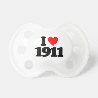 AMO 1911 CHUPETE DE BEBE