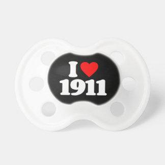AMO 1911 CHUPETES