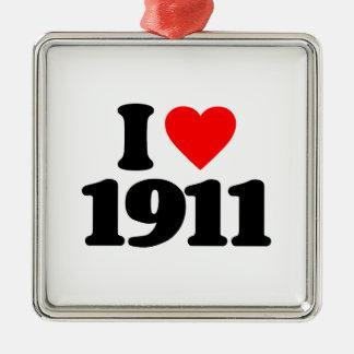 AMO 1911 ADORNO DE NAVIDAD