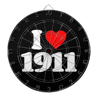 AMO 1911 TABLERO DARDOS