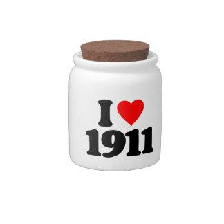 AMO 1911 PLATO PARA CARAMELO
