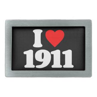 AMO 1911 HEBILLA CINTURON RECTANGULAR