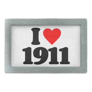 AMO 1911 HEBILLAS CINTURÓN