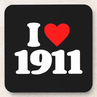 AMO 1911 POSAVASOS DE BEBIDAS